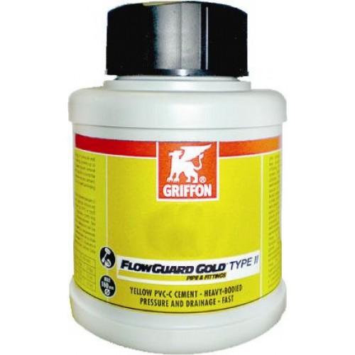 Клей для ХПВХ Griffon HT-120 250 ml