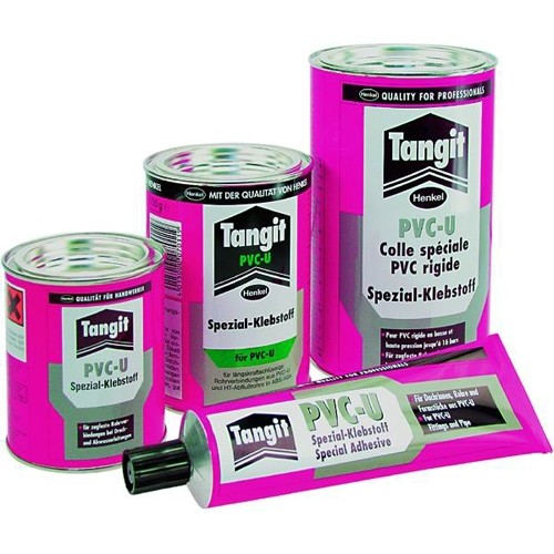 Клей для ПВХ Tangit 1000мл (с кистью)